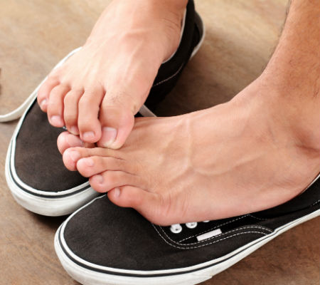 Vodol - Coceira e vermelhidão: você sabe o que é o pé de atleta?