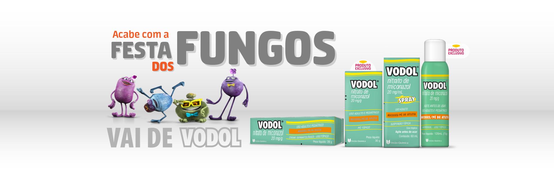 Vodol® Aerossol